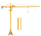 H0 LIEBHERR tower crane