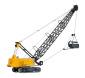 H0 LIEBHERR cable excavator w