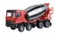 H0 Betonmischer-LKW mit rotierender Mischtrommel. Ersetzt 5133