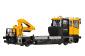 26110/H0 ROBEL Gleiskraftwagen 54.22, Funktionsmodell für Zweileitersysteme