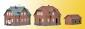 KIB/Z Werkswohnhaus mit Nebengebäude, 2 Stück Z Werkswohnhaus mit Nebengebäude, 2 Stück