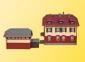 KIB/N Eisenbahnergebäude mit Ne