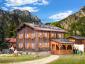KIB/H0 Haus Sonnenhalde inkl. Hausbeleuchtungs-Startset, Funktionsbausatz