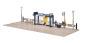 VOL/H0 Bushaltestelle mit LED-Beleuchtung