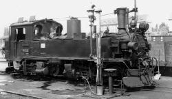 DR 99 555 Dampflokfertigmodell