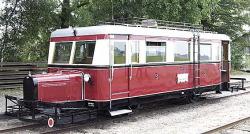 "DEV T41 ""Wismar"" railbus"