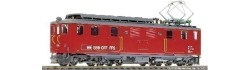 SBB Deh 4/6 910 Zahnrad-Gepäcktriebwagen rot