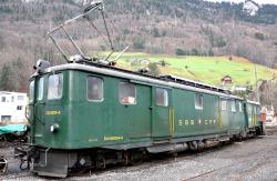 SBB Brünig Deh 120 012 grün