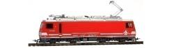 """BVZ HGe 4/4 1 """"Matterhorn"""" rack track loco"""