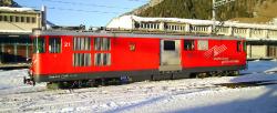 "MGB Deh 4/4 21 ""Stalden"" rack track railcar"