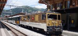 goldenpass GDe 4/4 6005 Universallok