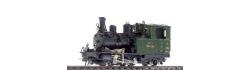 "BVZ HG 2/3 7 ""Breithorn"" rack track steam loco Metal Collection"
