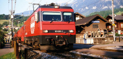 SBB HGe 101 961 Zahnradlok