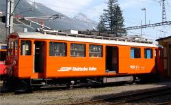 RhB Xe 4/4 9923 Bernina- Bahndiensttriebwagen digital