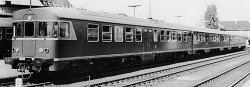 DB VT 24 649/650 railcar red DC