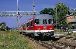 DB BR 624 Dieseltriebwagen