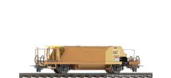 RhB Xc 9425 Schotterwagen gelb/rostig