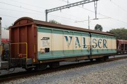 RhB Haik-v 5104 Schiebewandwagen Valser