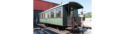 Öchsle O 166 Stg Personenwagen 2.Klasse