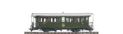 RhB A 1102 heritage passenger coach
