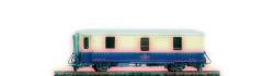 "RhB D 4051 ""ACPE"" luggage car blue/creme"