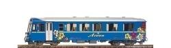 """RhB Bt 1703 pilot car """"Arosa Express"""""""