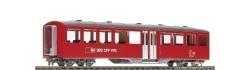 SBB B 841 Mitteleinstiegswagen rot