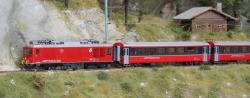 RhB Zugpackung Berninabahn