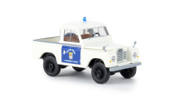 "Land Rover 88 Hardtop ""Police Local"" von Starmada"