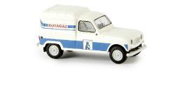 Renault R4 Fourgonnette Butagaz (F)