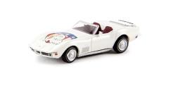 Corvette C3 Cabrio, weiß American Eagle, TD