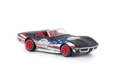 """Corvette C3 Cabrio """"D.A.R.E."""", TD"""