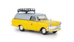 Opel P2 Kasten, PTT (CH) , m