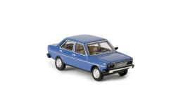 Fiat 131, fernblau von Drummer