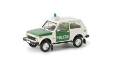 Lada Niva Polizei, TD