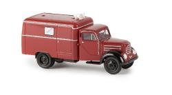Robur Garant Koffer Feuerwehr Nachrichtenübertragung, TD