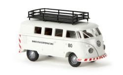 VW Kombi T1b Bundesstrassenverwaltung (A)