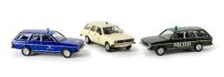 3er Set VW Blaulicht   Passat
