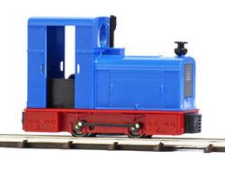 Deutz OMZ 122 F blau/rot