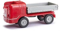 Multicar M21 dunkelrot