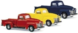 Chevrolet Pick -up Blau