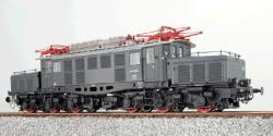 E-Lok, H0, BR E94, E94 035, DRG, Ep II, grau, Vorbildzustand um 1944, LokSound, Pantoantrieb, DC/AC