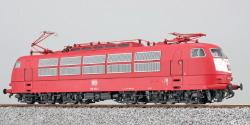E-Lok, H0, E03, 103 163, DB Ep V, Orientrot, Vorbildzustand um 1991, Sound + Panto, DC/AC