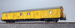 Hilfsgerätewagen, H0, DB EHG 388, verkehrsrot, Ep V/VI, Mess-Elektronik, DC/AC