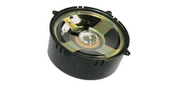 loudspeaker 78mm, round, 8-32 Ohm, with sound chamber