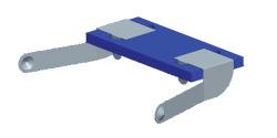 Innenbeleuchtung, Stromabnehmer (Radkontakt) für Waggons N / H0, 8er Set (ausreichend für 8 Achsen), Spurweite: N, TT, H0