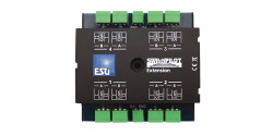 SwitchPilot Extension, 4 twin-relays (DPDT) output, 2A each, extension for Switch Pilot V1.0