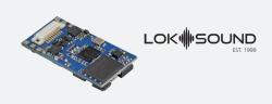 LokSound 5 micro DCC/MM/SX/M4 Leerdecoder, PluX16, Retail, mit Lautsprecher 11x15mm, Spurweite: 0, H0