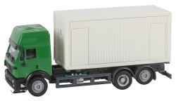 Lorry MB SK'94 Building site Container (HERPA)