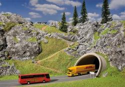 ICE/Road Tunnel portal